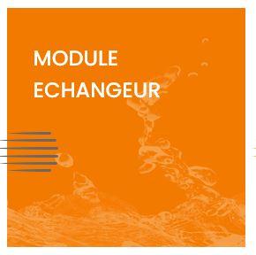 Nouveau logiciel, module Echangeur